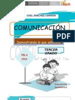 COMUNICACIÓN 3°