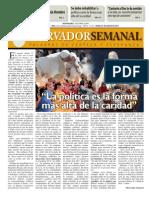 Observador Semanal del 29/08/2013