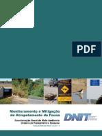 Monitoramento e Mitigação de Atropelamento de Fauna