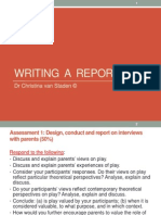 Writing a Report_play and Development_final_final