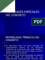PROPIEDADES ESPECIALES CONCRET012011