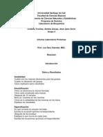 Informe Proteinas - Grupo 4