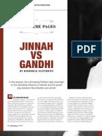 Jinnah vs Gandhi - Book Excerpt