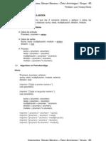 Informe Laboratorio Algoritmia Minicalculadora y Nomina