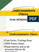 Reflexologia - Pavlov