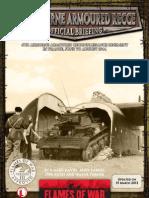 Airborne Armoured Recce Squadron
