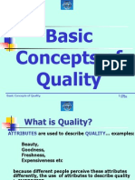 COE521 Lecture1- Basic Concepts of Quality