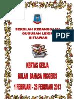 Kertas Kerja Program Bulan Bahasa Inggeris