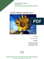 AGRICULTURA GERAL E MÁQUINAS AGRICOLAS II - Trabalho Escrito sobre cultura de girassol de multiplicação