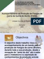 AVICULTURA - Apresentação sobre Avicultura (Quinta do Bonito)l