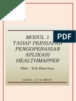 Modul 1 HealthMapper