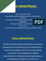 Ciclo Menstrual Unisanitas