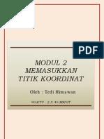 Modul 2 HealthMapper