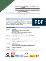 Agenda Encuentro