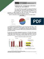 Avance Estadistico_Subsector Electrico - Julio 2013 Rev3