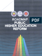 Roadmap for Public Higher Education Reform
