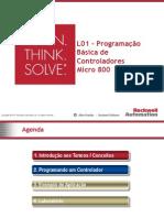 L01 Programacao Basica Do Controlador M810