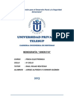 Union P-n - Jorge Oconnor