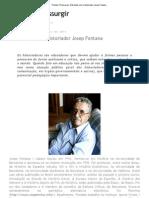 Prestes a Ressurgir_ Entrevista Com o Historiador Josep Fontana