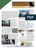 Sep 2013 Newsletter