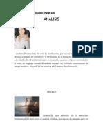Análisis sintesis resumen parafrasis