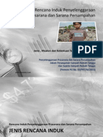 Rencana Induk  Penyelenggaraan Prasarana dan Sarana Persampahan (Modul B.1-1