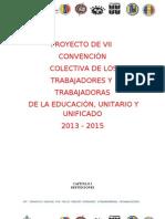 Protecto de Contrato 2013-2015