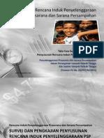 Rencana Induk  Penyelenggaraan Prasarana dan Sarana Persampahan (Modul B.1-3 Tata Cara Survei dan Pengkajian)