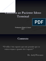 Idoso Terminal