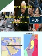 Atualidades - Conflito Arabe-Israelense.
