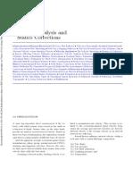 3. Velocity Analysis and Statics Corrections