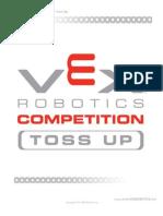 VEX Toss Up GameManual Rev071713 Espanol