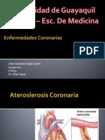 Tema 17 Clinca-Enfermedades Coronarias