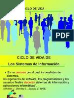 Ciclo de Vida de Un Sistema de Informacion