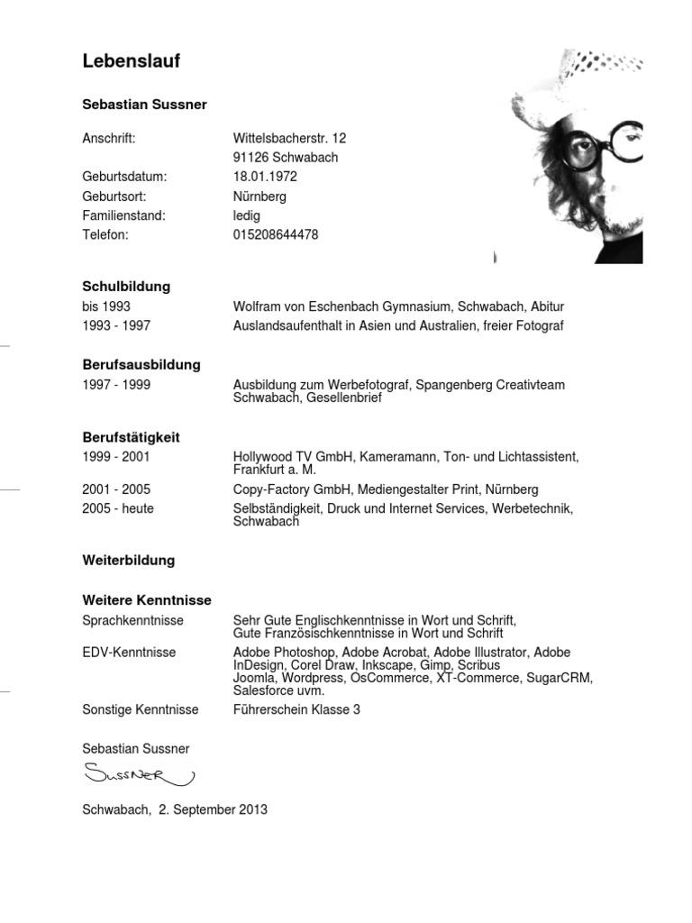 Charmant Beste Schriftliche Lebensläufe Bilder - Beispiel Business ...