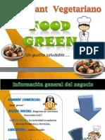 Exposicion Food Green