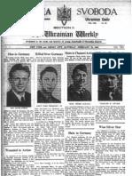 The Ukrainian Weekly 1945-08