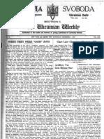 The Ukrainian Weekly 1945-46