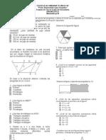 Examen Diagnostico Mate III Agosto 2013