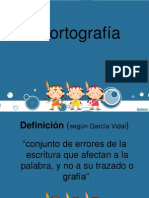DIAPO DISORTOGRAFIA