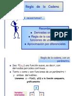 Regla de La Cadena 2011 2