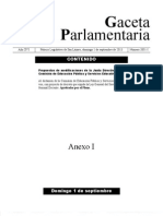 Dictamen de la Comisión de Educación Pública y Servicios Educativos, 1 de septiembre del 2013
