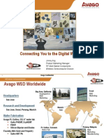 5 AVAGO WSD Infrastructure_2012-10