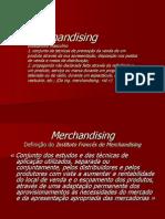MARKETING - Apresentação sobre Merchandising