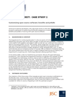 Cascade Case Study 2