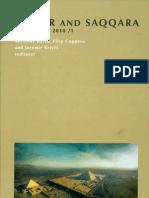 Queen Neit-ikrety/Nitokris by V.G. Callender , Abusir & Saqqara 2010 Vol. I, pp.246-260