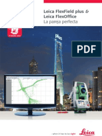 Leica FlexField Plus-Leica FlexOffice Bro Es