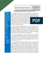 (2012-11-15) - Llach riesgos climáticos y financieros demorarán la reactivación - Informe Económico Mensual, IAE