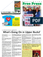 Upper Bucks Free Press - September 2013