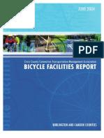 CCCTMA Burlington Camden Bicycle Report